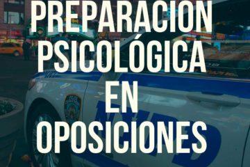 Preparación Psicológica en Oposiciones